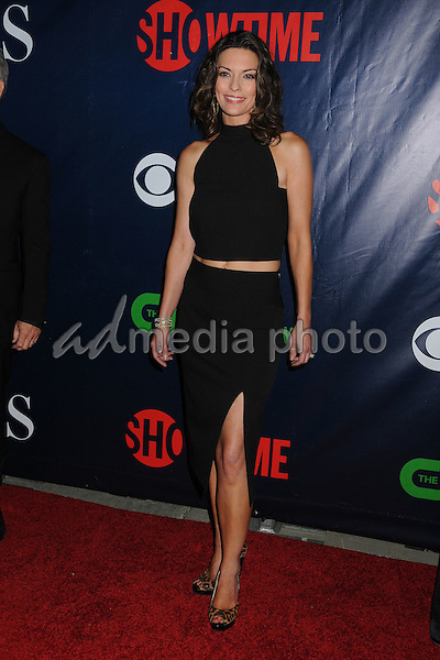 10 August 2015 - West Hollywood, California - Alana de la Garza. CBS, CW, Showtime 2015 Summer TCA Party held at The Pacific Design Center. Photo Credit: Byron Purvis/AdMedia