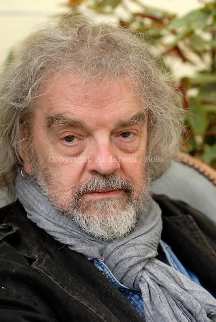 Pierre Pelot, French writer in 2011.