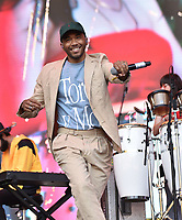 SAN FRANCISCO, CALIFORNIA - AUGUST 11: Toro y Moi - Chaz Bear performs during the 2019 Outside Lands Music And Arts Festival at Golden Gate Park on August 11, 2019 in San Francisco, California. Photo: imageSPACE/MediaPunch