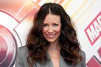 Evangeline Lilly<br /> Roma 19/07/2018. Ant-Man and the Wasp Photocall.<br /> Rome 19th of July.  Ant-Man and the Wasp photocell in Rome.<br /> Foto Samantha Zucchi Insidefoto