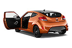 Car images of 2016 Hyundai Veloster 1.6-Manual 4 Door Hatchback Doors