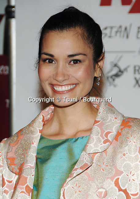 Brook Mahealani Lee arriving at the 2006 Asian Excellence Awards at the Wiltern Theatre In Los Angeles. January 19, 2006.