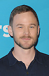 Aaron Ashmore arriving at NBCUniversal Summer Press Day 2015 arrivals, held at the Langham Huntington Hotel Pasadena Ca. on April 2, 2015