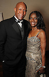 Cary Yates and Judge Clarease Yates at Celebrating 40 Years: University of Houston- Downtown Gala at the JW Marriott Downtown Friday Jan. 23,2015.(Dave Rossman For the Chronicle)