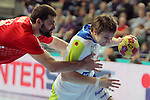 Musa vs Skube. SLOVENIA vs CROATIA: 26-31 - Bronze Medal Match.