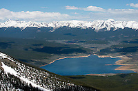 Taylor Reservoir, Colorado. May 2014