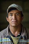 Policarpio Montesinos is a local community member working to clean up toxic acid runoff from the Kumurana Mine near Caiza D, Bolivia. The mine, which is closed, produces highly polluted water that negatively impacts the farms and lives of people living downstream. An international coalition of engineers is working with local miners and farmers to clean up the mine.