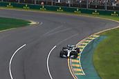 24th March 2018, Melbourne Grand Prix Circuit, Melbourne, Australia; Melbourne Formula One Grand Prix, qualifying; Mercedes AMG Petronas Motorsport AMG F1 Team; Lewis Hamilton