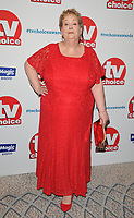 Anne Hegerty at the TV Choice Awards 2018, The Dorchester Hotel, Park Lane, London, England, UK, on Monday 10 September 2018.<br /> CAP/CAN<br /> &copy;CAN/Capital Pictures