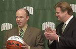 New Basketball Coach Tim O'Shea Press Conference