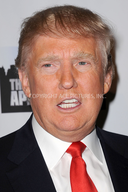 WWW.ACEPIXS.COM<br /> February 16, 2015 New York City<br /> <br /> Donald Trump arriving to the Celebrity Apprentice Finale viewing party and post show red carpet on February 16, 2015 in New York City.<br /> <br /> Please byline: Kristin Callahan/AcePictures<br /> <br /> ACEPIXS.COM<br /> <br /> Tel: (646) 769 0430<br /> e-mail: info@acepixs.com<br /> web: http://www.acepixs.com