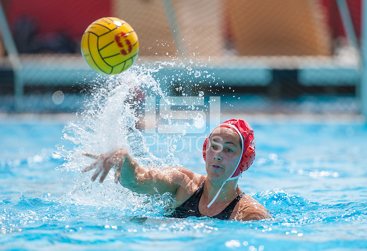 Stanford, CA. Saturday, April 11, 2015: Women's Water Polo. Stanford vs UCLA