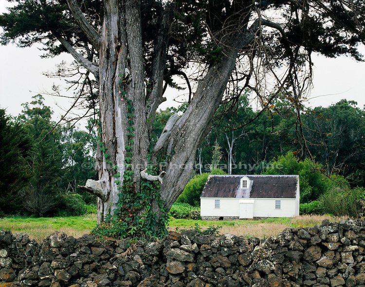 """Old Parker Ranch House, Waimea, Hawaii   HAWAII"""