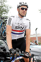 Ian Stannard before the stage of La Vuelta 2012 beetwen Santander-Fuente De.September 5,2012. (ALTERPHOTOS/Acero) /NortePhoto.com<br /> <br /> **CREDITO*OBLIGATORIO** *No*Venta*A*Terceros*<br /> *No*Sale*So*third* ***No*Se*Permite*Hacer Archivo***No*Sale*So*third