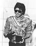 Michael Jackson 1984 American Music Awards