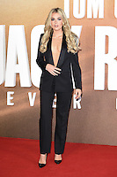 "Tallia Storm<br /> at the premiere of ""Jack Reacher: Never Go Back"" at the Cineworld Empire Leicester Square, London.<br /> <br /> <br /> ©Ash Knotek  D3185  20/10/2016"