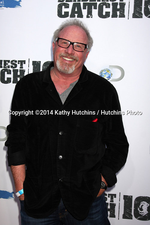 """LOS ANGELES - APR 22:  Thom Beers at the """"Deadliest Catch"""" Season 10 Premiere Screening at ArcLight Hollywood Theaters on April 22, 2014 in Los Angeles, CA"""