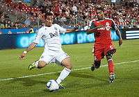 Toronto FC vs Vancouver Whitecaps June 29 2011