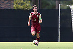 28 August 2016: Elon's Jonathan Coleby (ENG). The Elon University Phoenix played the University of San Diego Toreros at Koskinen Stadium in Durham, North Carolina in a 2016 NCAA Division I Men's Soccer match. USD won the game 2-1.