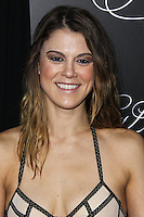 HOLLYWOOD, LOS ANGELES, CA, USA - MAY 31: Lindsey Shaw at the 'Pretty Little Liars' 100th Episode Celebration held at W Hotel Hollywood on May 31, 2014 in Hollywood, Los Angeles, California, United States. (Photo by Xavier Collin/Celebrity Monitor)