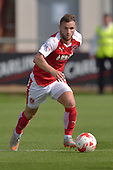 08/08/2015 Sky Bet League 1 Fleetwood Town v Southend United<br /> Jimmy Ryan