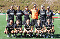 FC Gold Pride Starting Eleven. FC Gold Pride defeated the Philadelphia Independence 4-0 to win the 2010 WPS Championship at Pioneer Stadium in Hayward, California on September 26th, 2010.