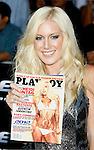 "HOLLYWOOD, CA. - August 06: Heidi Montag arrives at a special screening of ""G.I. Joe: The Rise Of The Cobra"" on August 6, 2009 in Hollywood, California."