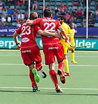 Belgium vs India