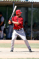 Matt Helm - Arizona Diamondbacks 2009 Instructional League .Photo by:  Bill Mitchell/Four Seam Images..