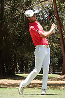 Renato Paratore (ITA) during previews ahead of the Magical Kenya Open presented by ABSA, Karen Country Club, Nairobi, Kenya. 13/03/2019<br /> Picture: Golffile | Phil Inglis<br /> <br /> <br /> All photo usage must carry mandatory copyright credit (&copy; Golffile | Phil Inglis)