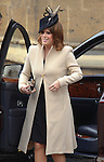 """PRINCESS EUGENIE.at Easter Service at St George's Chapel, Windsor_April8, 2012.Mandatory credit photo: ©NEWSPIX INTERNATIONAL..(Failure to credit will incur a surcharge of 100% of reproduction fees)..                **ALL FEES PAYABLE TO: """"NEWSPIX INTERNATIONAL""""**..IMMEDIATE CONFIRMATION OF USAGE REQUIRED:.Newspix International, 31 Chinnery Hill, Bishop's Stortford, ENGLAND CM23 3PS.Tel:+441279 324672  ; Fax: +441279656877.Mobile:  07775681153.e-mail: info@newspixinternational.co.uk"""