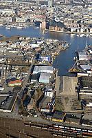 Steinwerder Hafen: EUROPA, DEUTSCHLAND, HAMBURG 07.01.2018 Steinwerder Hafen