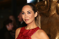 Myleene Klass arriving for the British Academy Children's Awards (BAFTA)  held at the Roundhouse, London. 23/11/2014 Picture by: James Smith / Featureflash