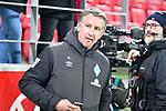 04.11.2018, Opel-Arena, Mainz, GER, 1 FBL, 1. FSV Mainz 05 vs SV Werder Bremen, <br /> <br /> DFL REGULATIONS PROHIBIT ANY USE OF PHOTOGRAPHS AS IMAGE SEQUENCES AND/OR QUASI-VIDEO.<br /> <br /> im Bild: Frank Baumann (Manager, Geschaeftsfuehrer Sport, SV Werder Bremen)<br /> <br /> Foto © nordphoto / Fabisch