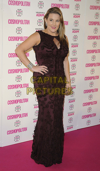 LONDON, ENGLAND - DECEMBER 05: Sam Bailey at the Cosmopolitan Ultimate Women Of The Year Awards 2013, V&amp;A Museum, Cromwell Rd.., on Thursday December 05,  2013 in London, England, UK.<br /> CAP/CAN<br /> &copy;Can Nguyen/Capital Pictures