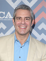 WEST HOLLYWOOD, CA - AUGUST 8: Andy Cohen, at 2017 Summer TCA Tour - Fox at Soho House in West Hollywood, California on August 8, 2017. <br /> CAP/MPI/FS<br /> &copy;FS/MPI/Capital Pictures
