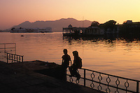 Lake Pichola, Udaipur, Rajasthan, India, 2011