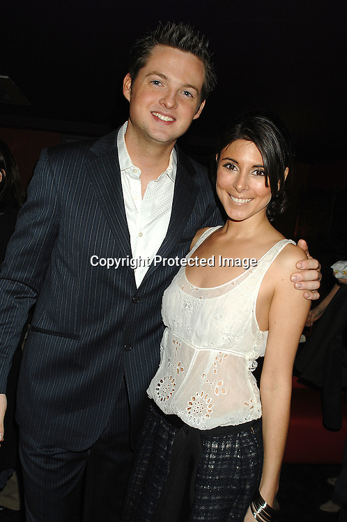 Damien Fahey and Jamie-Lynn Sigler..at The Do Something Brick Awards on April 10, 2007 at The Nokia Theatre in New York City. The Brick Awards are..given to young people under 25 who change the world with their foundations. The show will be air on the CW on April 12, 2007..Robin Platzer, Twin Images..
