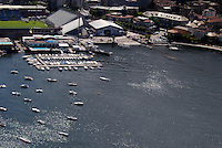 lago di Como, Italia, idrovolante, volo, aereo,