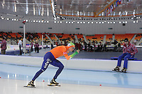 SPEEDSKATING: SOCHI: Adler Arena, 2013, Essent ISU World Championship Single Distances Men, Sven Kramer (NED), © Martin de Jong