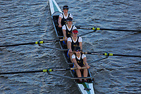 Crew: 411  NRC (F)  Nottingham RC (L Wheeldon)  W 4+ Chall<br /> <br /> Fours Head of the River 2018<br /> <br /> To purchase this photo, or to see pricing information for Prints and Downloads, click the blue 'Add to Cart' button at the top-right of the page.