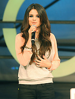 New York, NY-February 6, 2012: Selena Gomez, global style icon for Adidas NEO Label, attends NEO label launch in New York City on February 6, 2013. RTNStevens/Mediapunchinc /NortePhoto