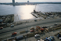 1983 January 11..Redevelopment.Downtown South (R-9)..OTTER BIRTH.CONSTRUCTION PROGRESS...NEG#.NRHA#..