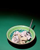 June 8, 2012. Durham, NC.Vegan Ice Treats.