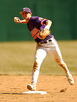 Clemson SS Brad Miller at Shea Field March 28, 2009 in Chestnut Hill, MA (Photo by Ken Babbitt/Four Seam Images)