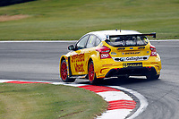 Round 10 of the 2018 British Touring Car Championship.  #3 Tom Chilton. Team Shredded Wheat Racing with Gallagher. Ford Focus RS.