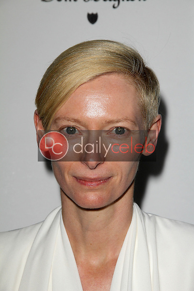 Tilda Swinton<br /> at the W Magazine Best Performances Issue Golden Globes Party, Chateau Marmont, West Hollywood, CA 01-13-12<br /> David Edwards/DailyCeleb.com 818-249-4998