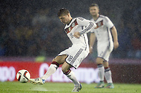 Germany's Kroos during international friendly match.November 18,2014. (ALTERPHOTOS/Acero) /NortePhoto<br />