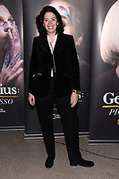 "NEW YORK CITY - APRIL 20: (L-R) Amy Cappelluzzo attends a Sotheby's lunch and private preview of works by Picasso in conjunction with the National Geographic show ""Genius: Picasso"" at Sotheby's on April 20, 2018 in New York City. (Photo by Anthony Behar/ National Geographic/PictureGroup)"