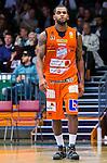 S&ouml;dert&auml;lje 2015-10-20 Basket Basketligan S&ouml;dert&auml;lje Kings - Bor&aring;s Basket :  <br /> Bor&aring;s Adama Adam Darboe under matchen mellan S&ouml;dert&auml;lje Kings och Bor&aring;s Basket <br /> (Foto: Kenta J&ouml;nsson) Nyckelord:  S&ouml;dert&auml;lje Kings SBBK T&auml;ljehallen Bor&aring;s Basket portr&auml;tt portrait